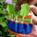 Sac de jardinage complet pour enfant